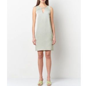 Dresses & Skirts - Mint three line v neck dress